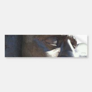 Sibeliusの頭部 バンパーステッカー