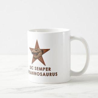 SIC SEMPERのティラノサウルス・レックス コーヒーマグカップ