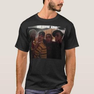 SICKSTATUSの衣類ライン Tシャツ