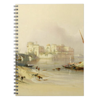 Sidon、1839年4月28日の砦は、Vからの76をめっきします ノートブック