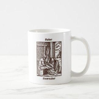 Sieber -ふるいメーカー コーヒーマグカップ