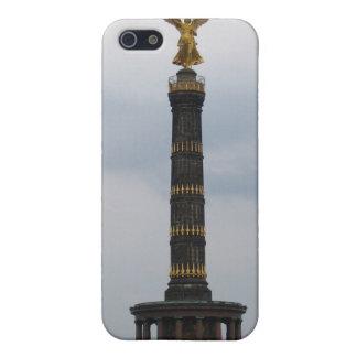 Siegessäuleベルリン iPhone 5 Case
