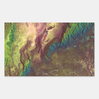 Sierra de Velasco Satelliteのイメージ 長方形シール