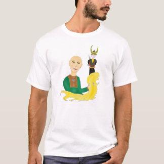 SifおよびロキのTシャツ Tシャツ