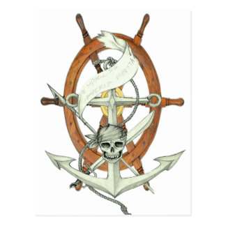 Sigil海賊 ポストカード
