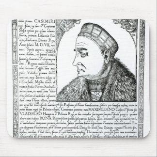 Sigismund I 1532年 マウスパッド