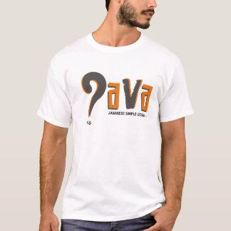 si'gnによるジャワ tシャツ