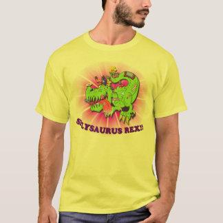 Sillysaurusのレックス!! Tシャツ