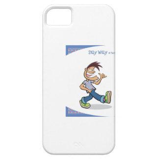 sillywillysaysの携帯電話の箱 iPhone SE/5/5s ケース