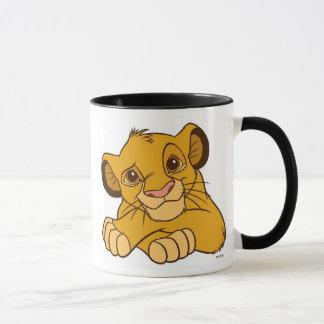 Simbaディズニー マグカップ