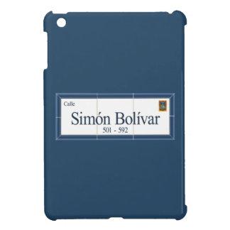 Simon Bolivarの道路標識、スクレ、ボリビア iPad Mini Case
