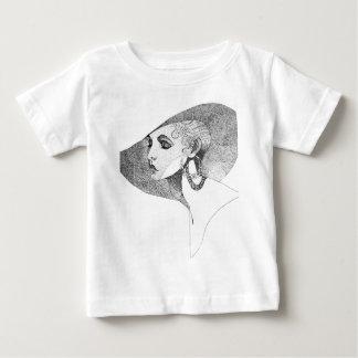 Simone ベビーTシャツ