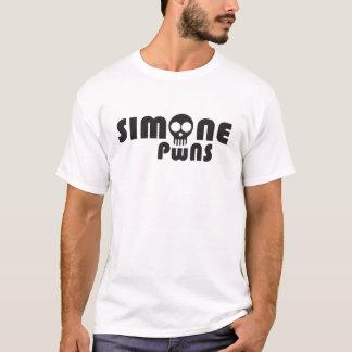 Simone PWnS Tシャツ