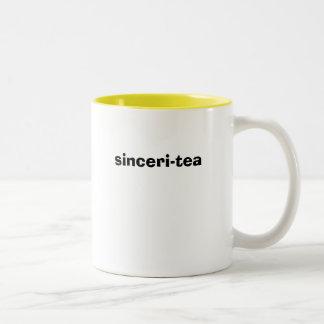 sinceri茶 ツートーンマグカップ
