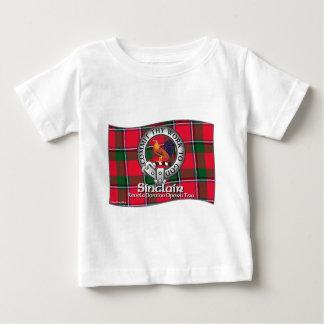 Sinclairの一族 ベビーTシャツ