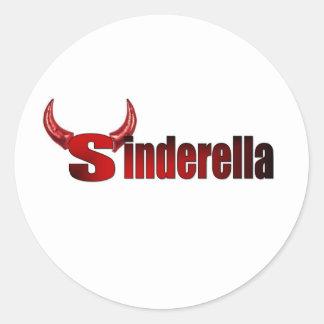 Sinderella ラウンドシール