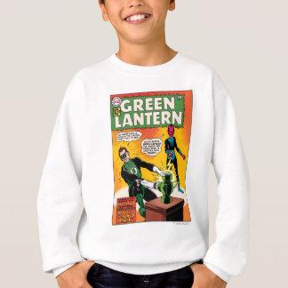 Sinestro緑のランタンおよびカバー スウェットシャツ