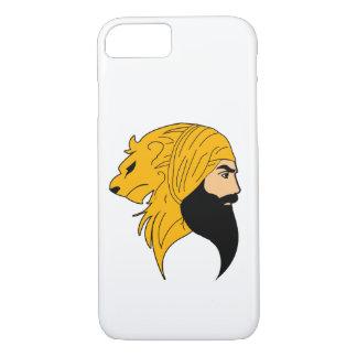 singhのスタイルのデザイン iPhone 8/7ケース