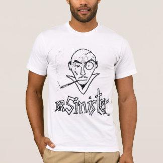 sinisterによって博士の決め付けられる人のTシャツ Tシャツ