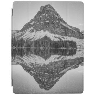 Sinopah山の反射、グレーシャー国立公園 iPadスマートカバー