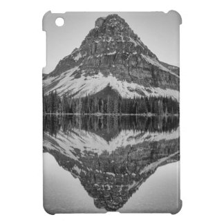 Sinopah山の反射、グレーシャー国立公園 iPad Miniケース