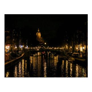 sintのnicolaas教会アムステルダム ポストカード