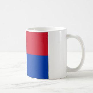 Sint Maartenの旗 コーヒーマグカップ