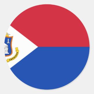 Sint Maarten ラウンドシール