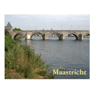 Sint Servaas橋、マーストリヒト ポストカード