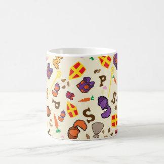 Sinterklaas Feest コーヒーマグカップ