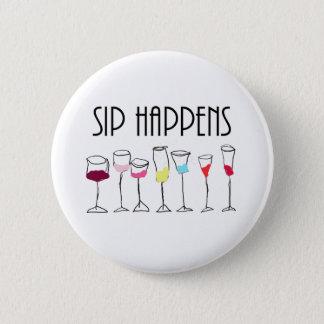 SIPは起こります 缶バッジ