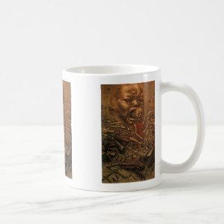 Siqueiros叫び、Siqueirosのエコー… コーヒーマグカップ