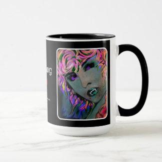 「Sirène上昇の」のマグ マグカップ