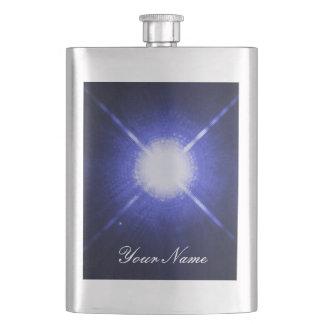 Sirius AおよびB明るい夜星 フラスク