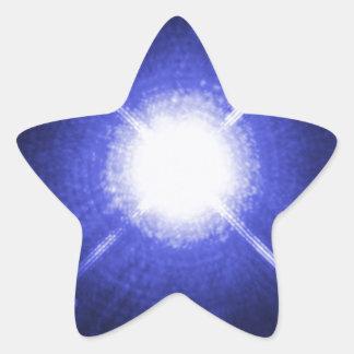 Sirius AおよびB明るい夜星 星シール