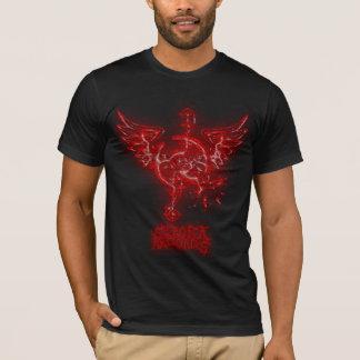 Sirona Luciferのプリント Tシャツ