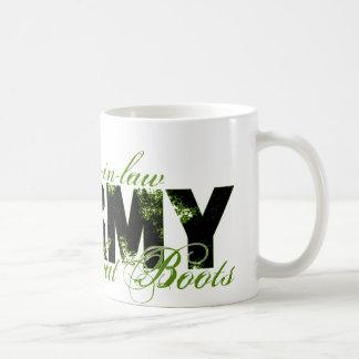 Sisの法律の戦闘用ブーツ-軍隊 コーヒーマグカップ