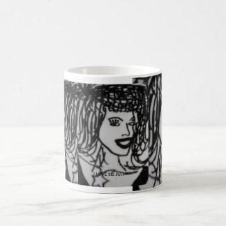 SIS JULIANAのコップ… コーヒーマグカップ