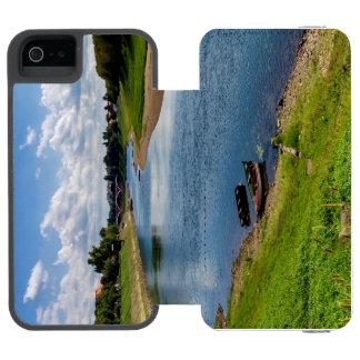 Sisak、クロアチアの川Kupa Incipio Watson™ iPhone 5 財布 ケース