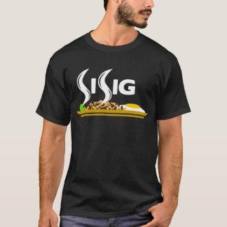 Sisig Tシャツ