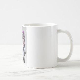 Sisters Bertha De ZootおよびKara Z'Matic コーヒーマグカップ