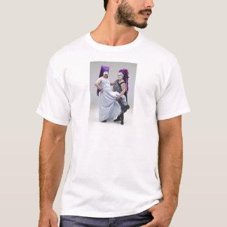 Sisters Bertha De ZootおよびKara Z'Matic Tシャツ