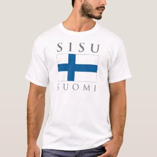 Sisu Suomi Tシャツ