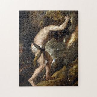 Sisyphusの罰 ジグソーパズル