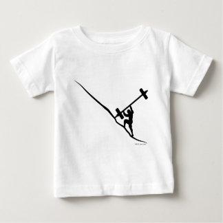 Sisyphus Olyの上昇 ベビーTシャツ