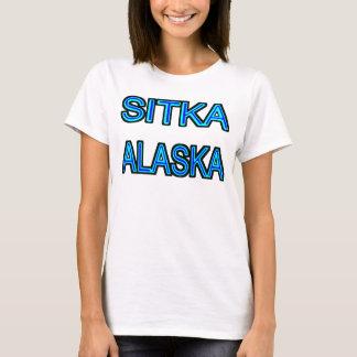 Sitkaアラスカ Tシャツ