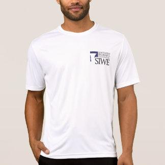 SIWEの人のmicrofiberのワイシャツ Tシャツ