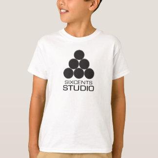 SixCentsStudioの服装 Tシャツ