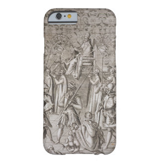 Sixtus V (1521-90年)法皇は式に運ばれます Barely There iPhone 6 ケース
