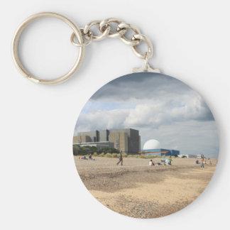 Sizewellの原子力発電所 キーホルダー